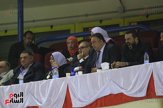 بطوله افريقيا لكره السله بين مصر واوغنده - مصر واوغنده (42)