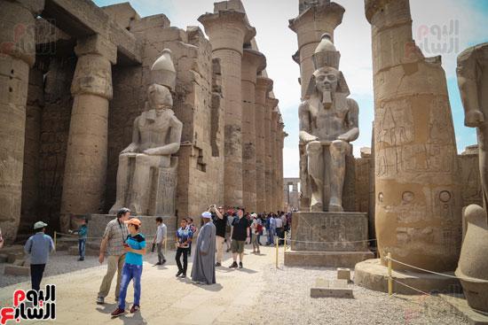 كثافة-فى-مدخل-المعبد