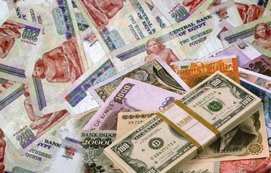 الجنيه يسجل انخفاضاً جديداً أمام أهم العملات العربية والأجنبية في أسبوع