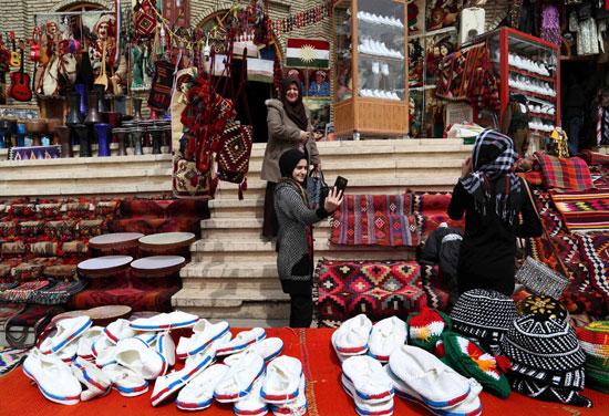 رغم الحرب.. أكراد العراق يحتفلون بعيد النيروز