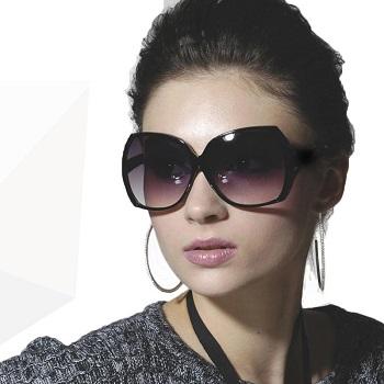 النظارات كبيرة الحجم
