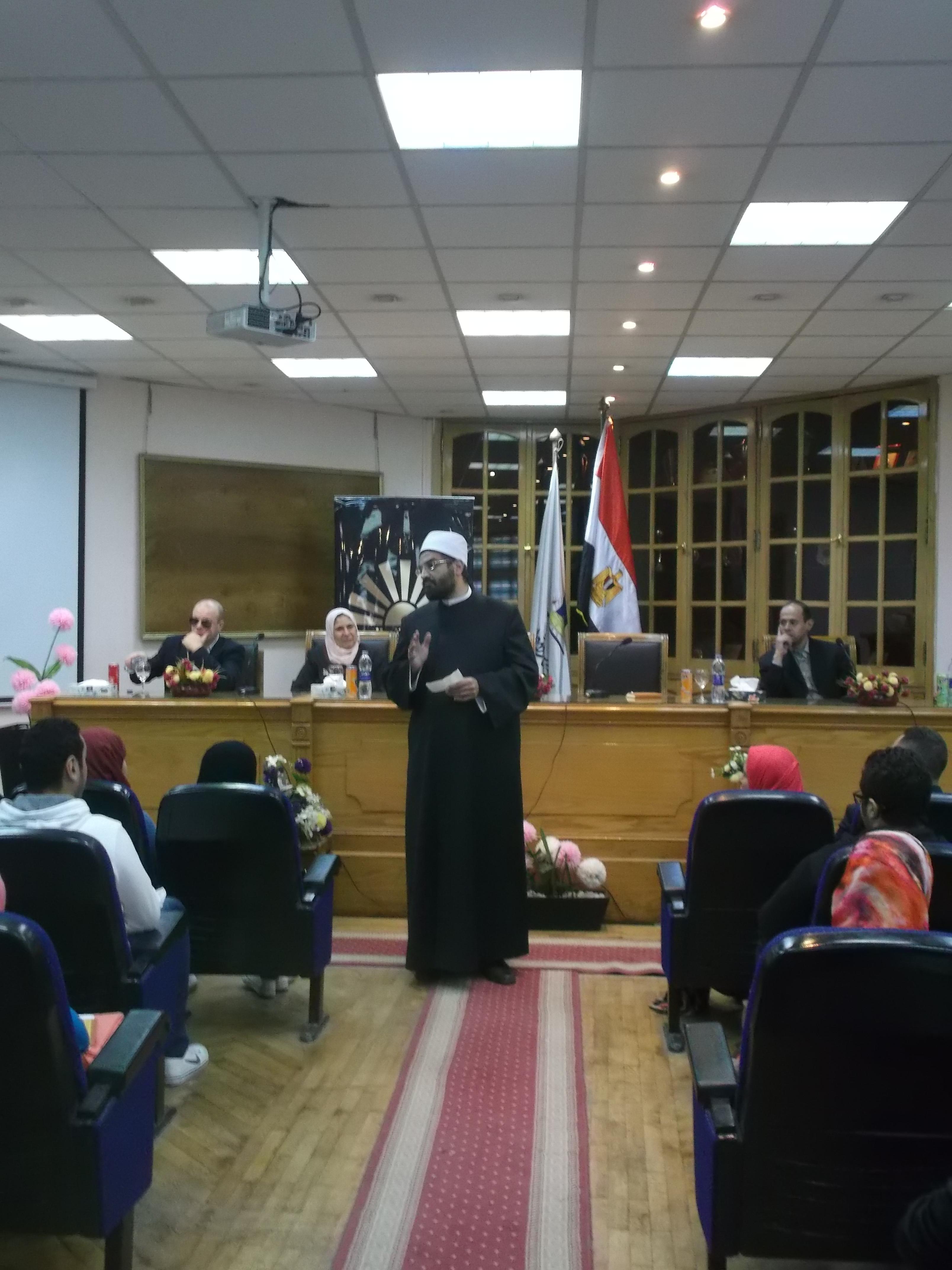 ندوة صوت القاهرة (4)
