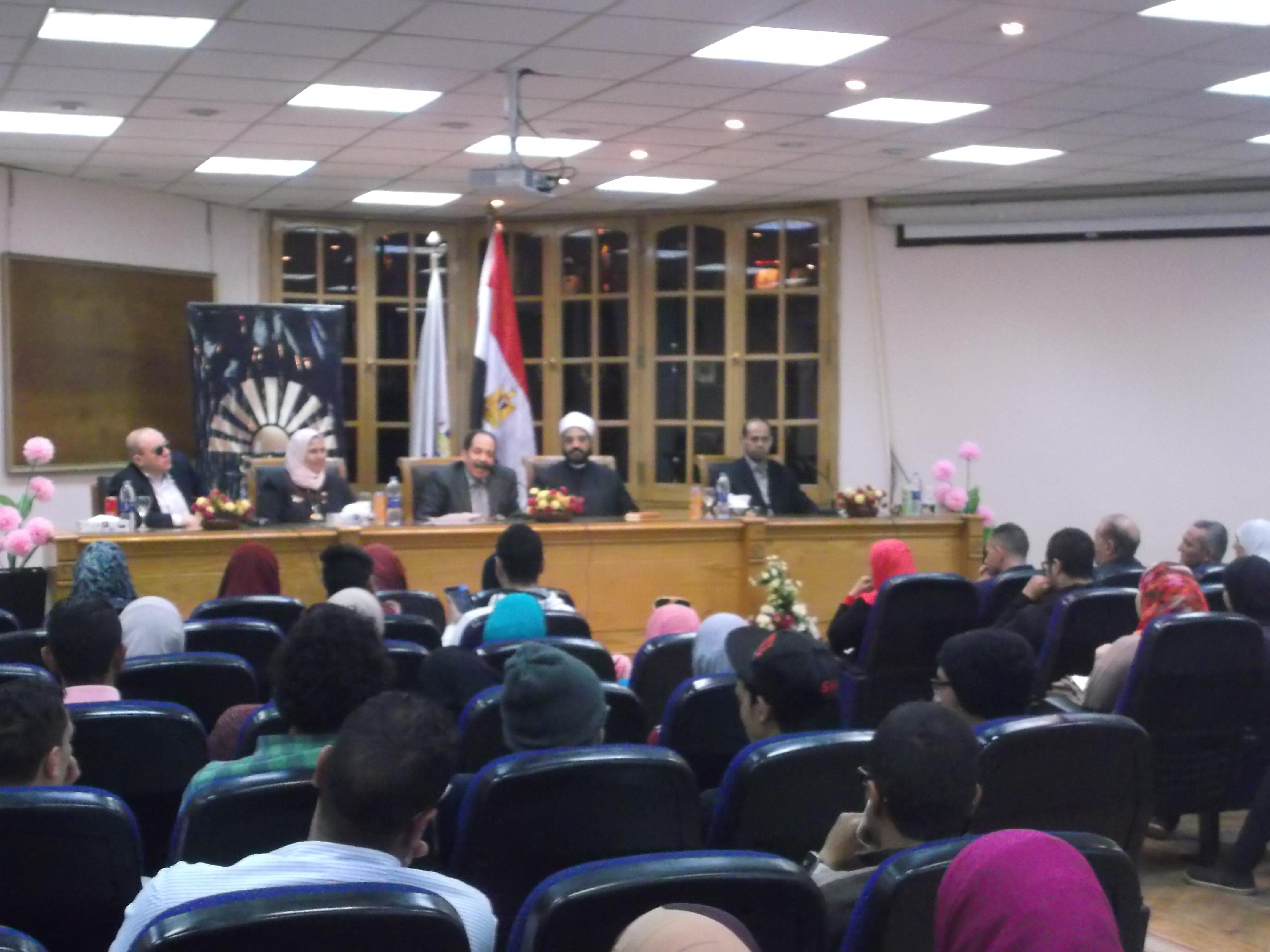 ندوة صوت القاهرة (3)