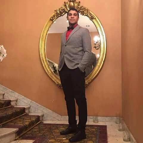 الطالب محمد الشامى