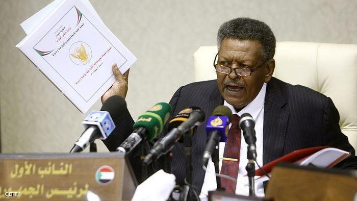 النائب الأول لرئيس السودان