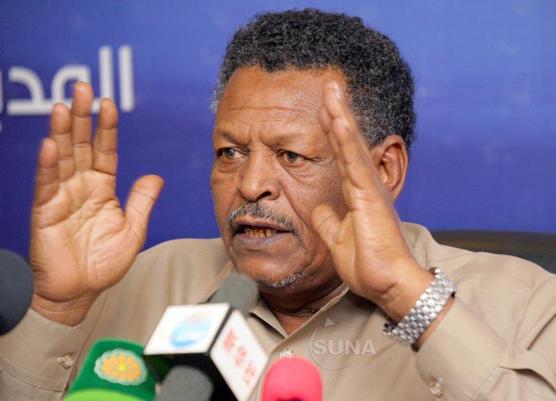 رئيس الوزراء السودانى بكرى حسن صالح