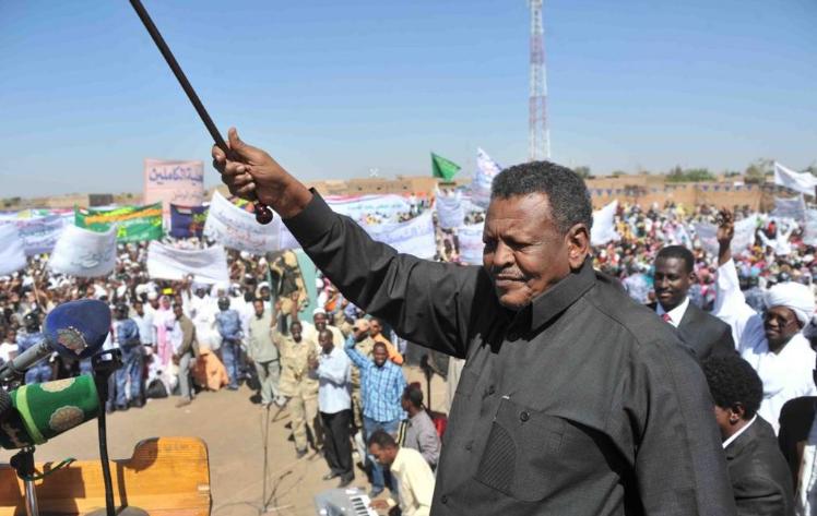 رئيس وزراء السودان الجديد