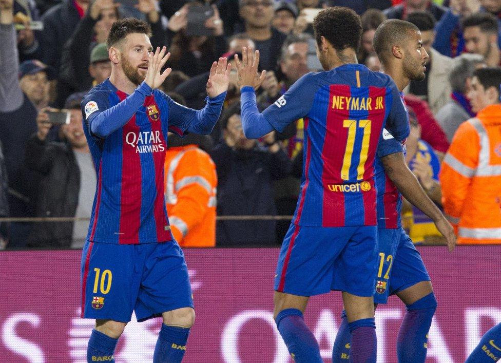 مباريات نارية تنتظر برشلونة