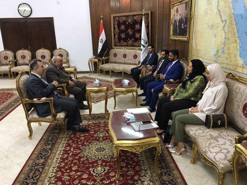 .. أول تفعيل لبرتوكول التعاون بين مجلس الدولة المصري ومملكة البحرين (5)