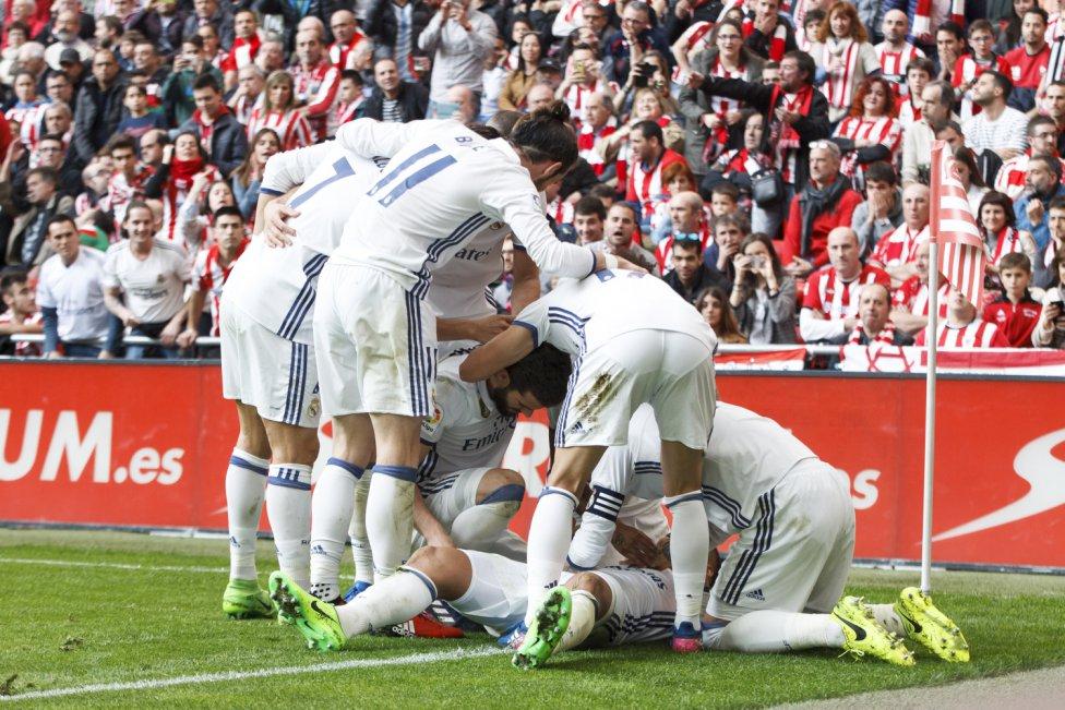 ريال مدريد يأمل فى التتويج باللقب بعد غياب عدة سنوات