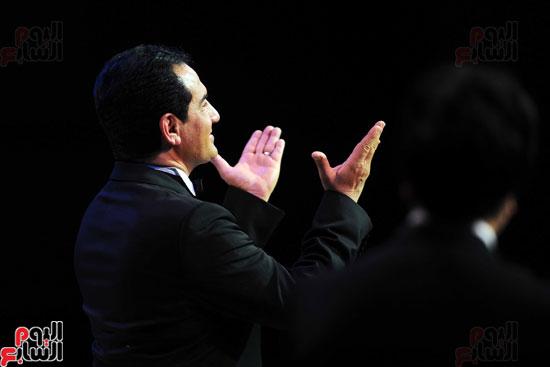 محمد ثروت يحيى الذكرى الـ40 للعندليب