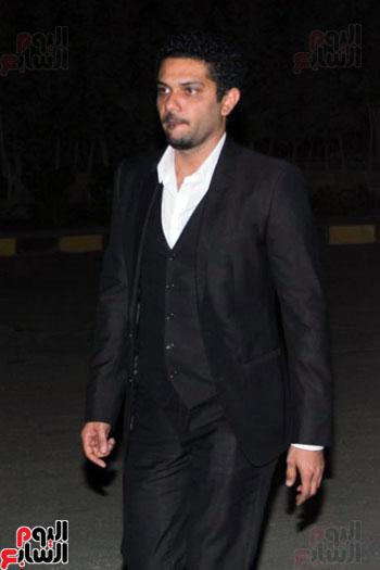 الفنان آسر ياسين