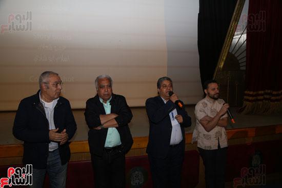 ندوة فيلم مولانا (3)