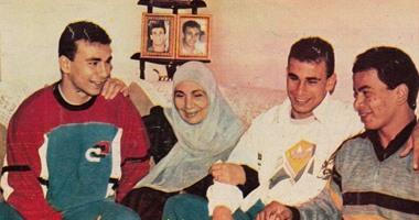 التوأم حسام وإبراهيم حسن ولحظات خاصة مع ست الحبايب