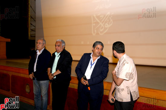 ندوة فيلم مولانا (4)