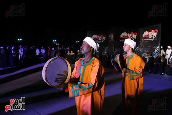 احتفاليه الاقصر عاصمة الثقافة (2)