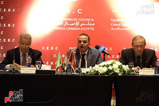 مجلس التعاون المصرى الكندى (22)