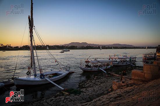 مرسى للمراكب النيلية