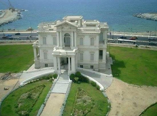 قصر عزيزه فهمى (1)
