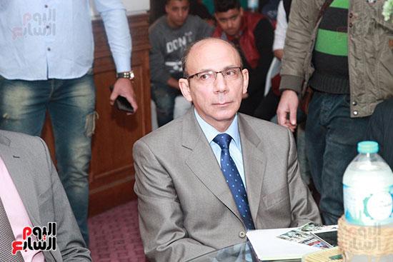 محمد النجار مدير التدريب