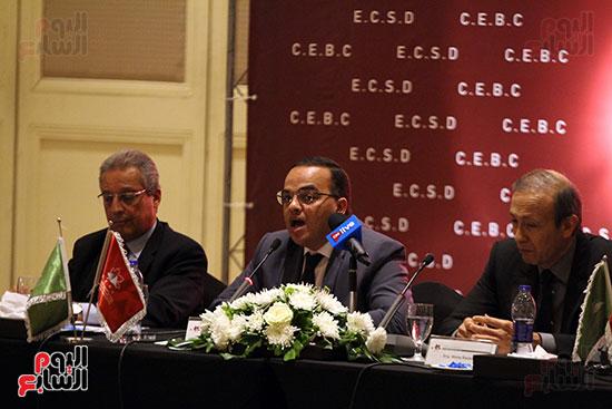 مجلس التعاون المصرى الكندى (13)
