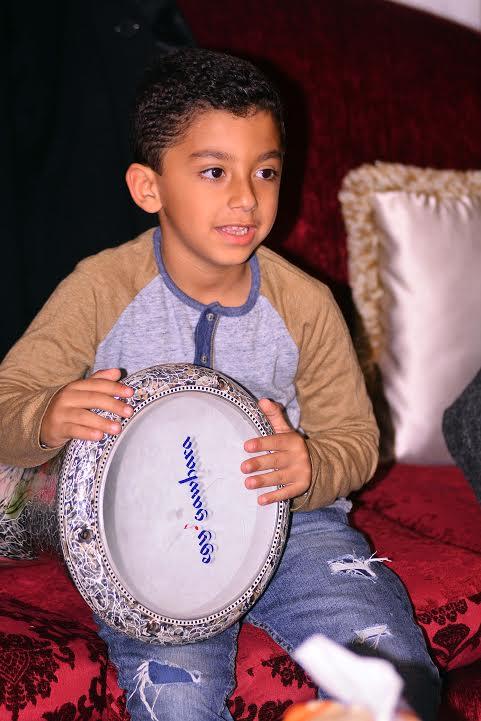 ياسين حفيد أحمد عدوية