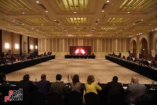 مجلس التعاون المصرى الكندى (12)