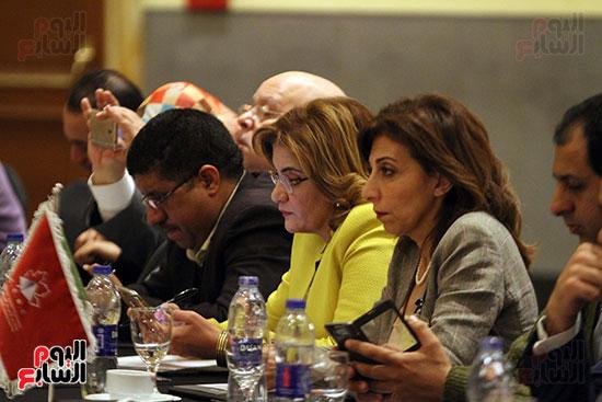 مجلس التعاون المصرى الكندى (17)