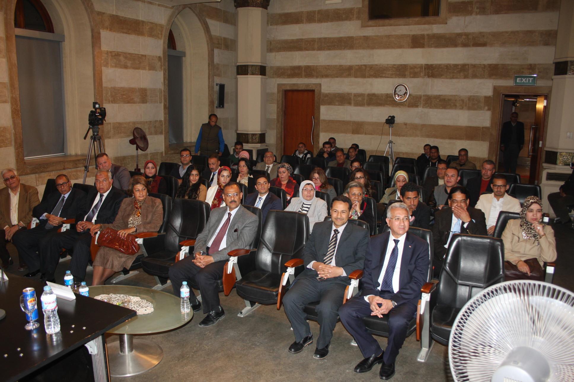 خلال ندوة دار الكتب حول المرأة المصرية