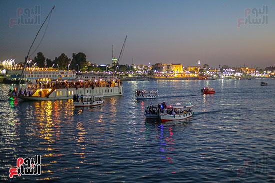 السياحة النيلية