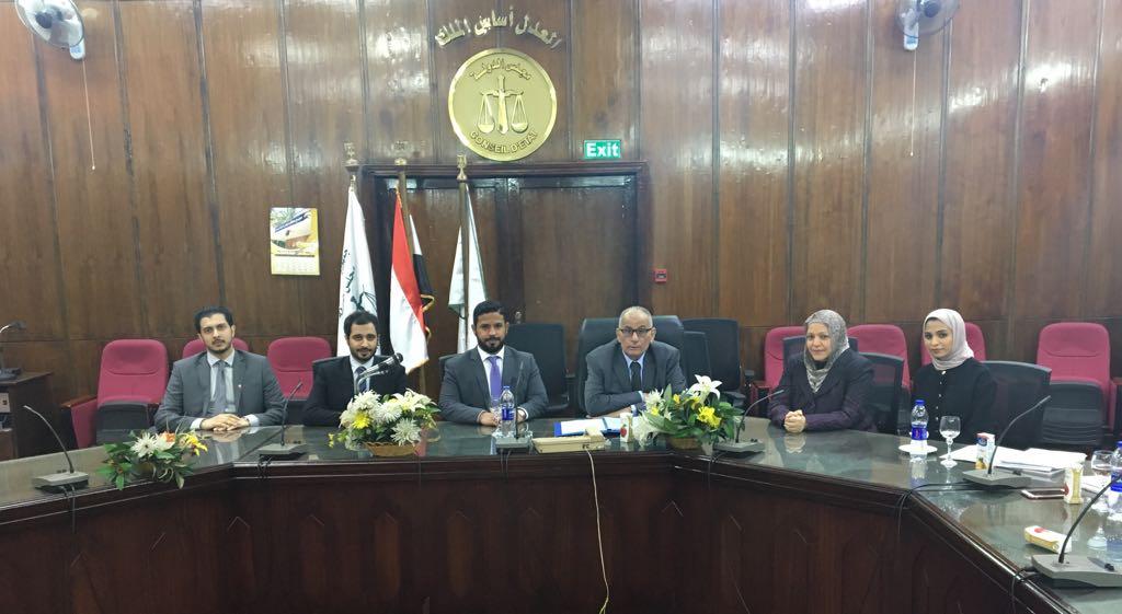 .. أول تفعيل لبرتوكول التعاون بين مجلس الدولة المصري ومملكة البحرين (3)