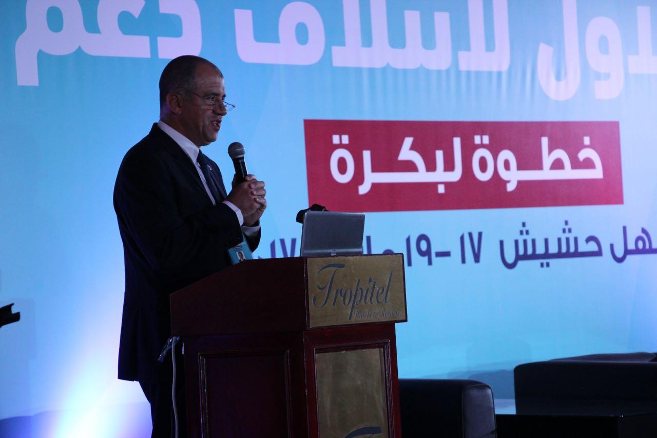 خلال حديث النائب محمد السويدي رئيس ائتلاف دعم مصر