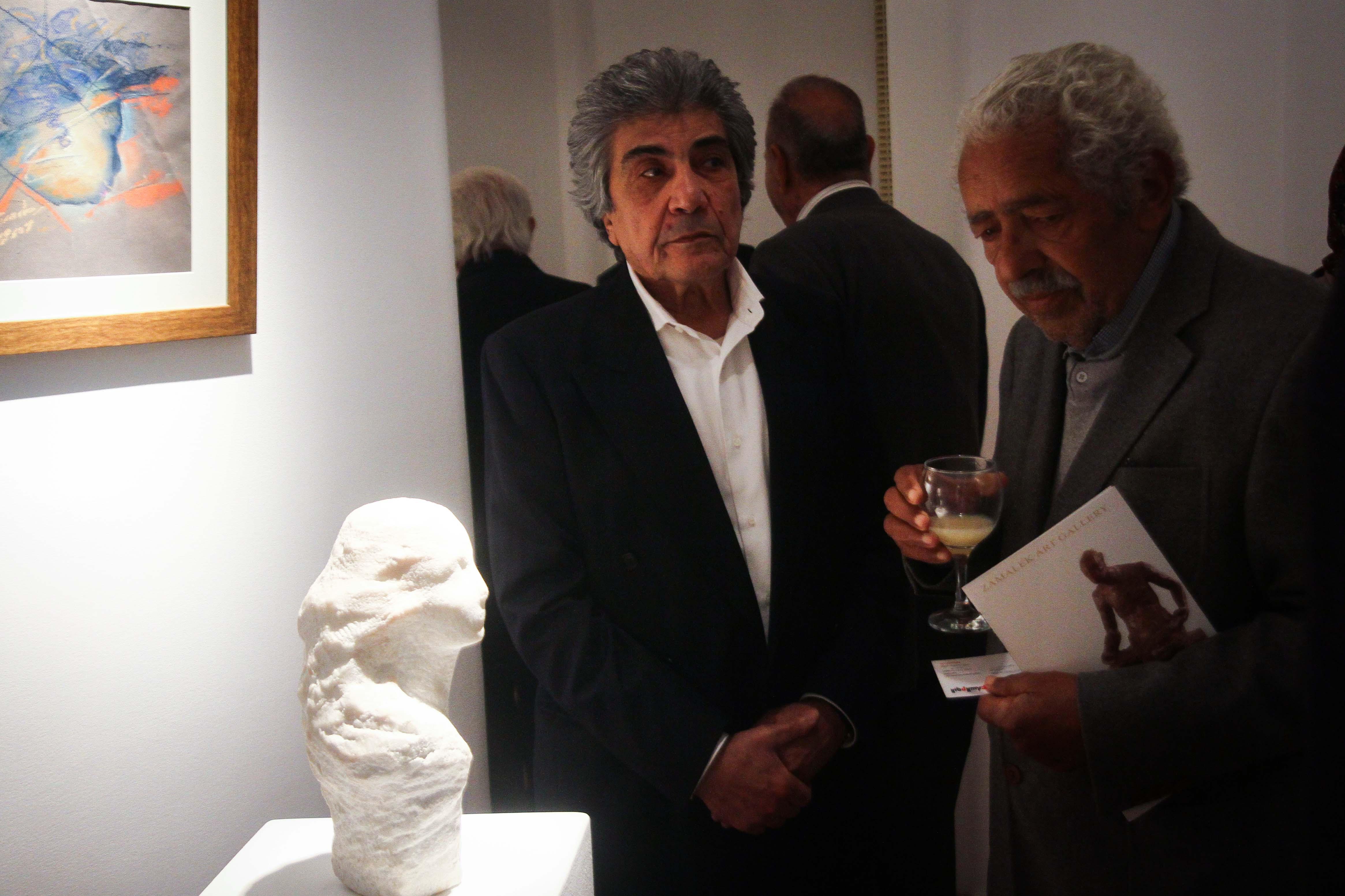 معرض الفنان عبد العزيز صعب  (1)