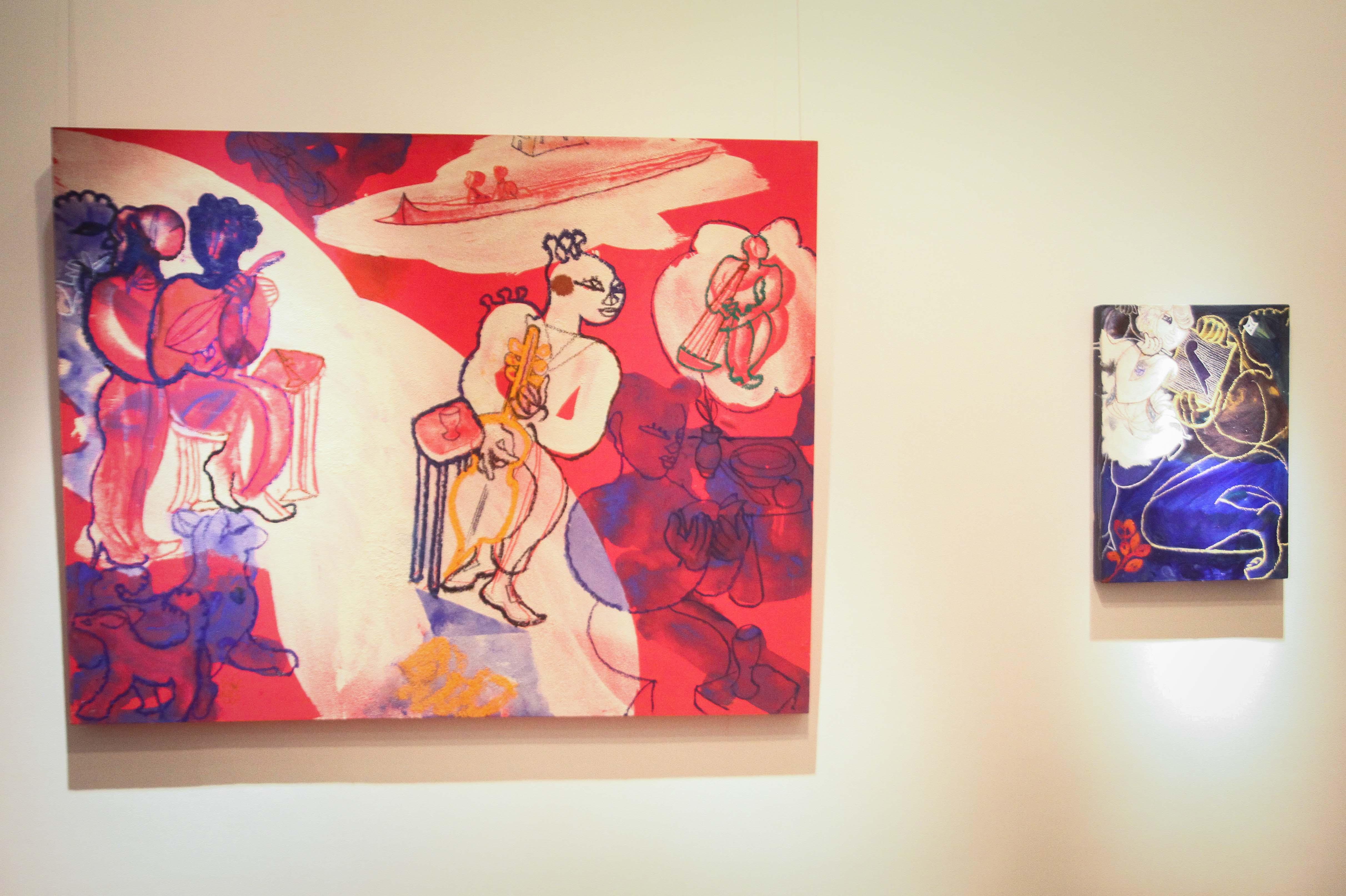 معرض مصر ستعاود العطاء للفنان فرغى عبد الحفيظ (6)