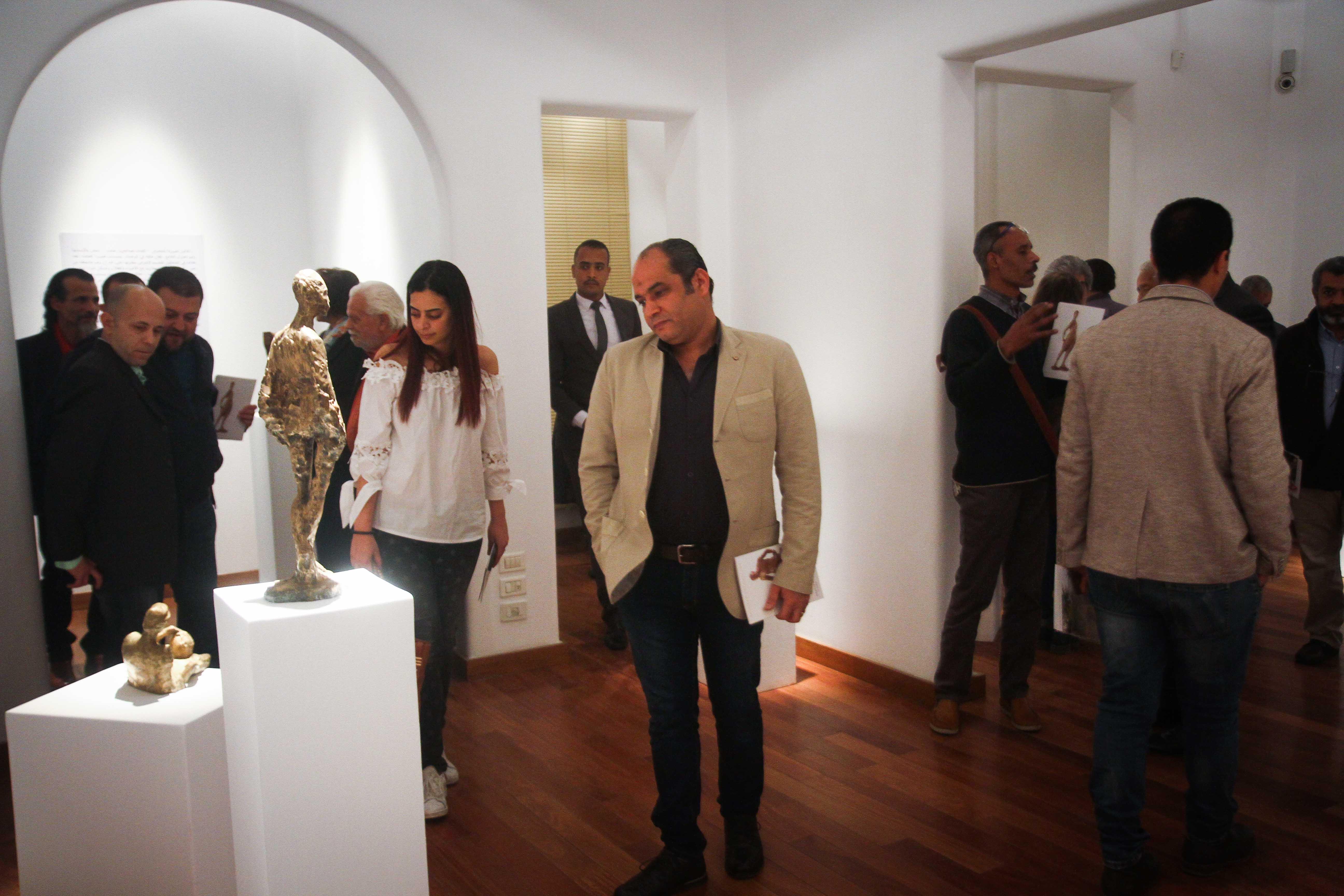 معرض الفنان عبد العزيز صعب  (19)