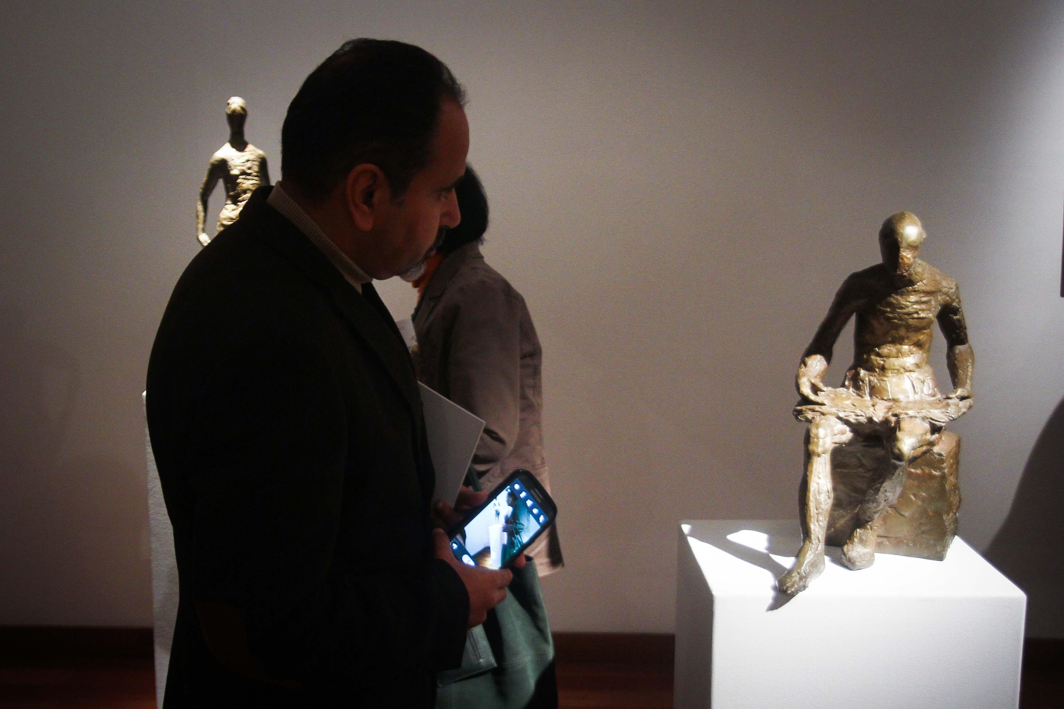 معرض الفنان عبد العزيز صعب  (3)
