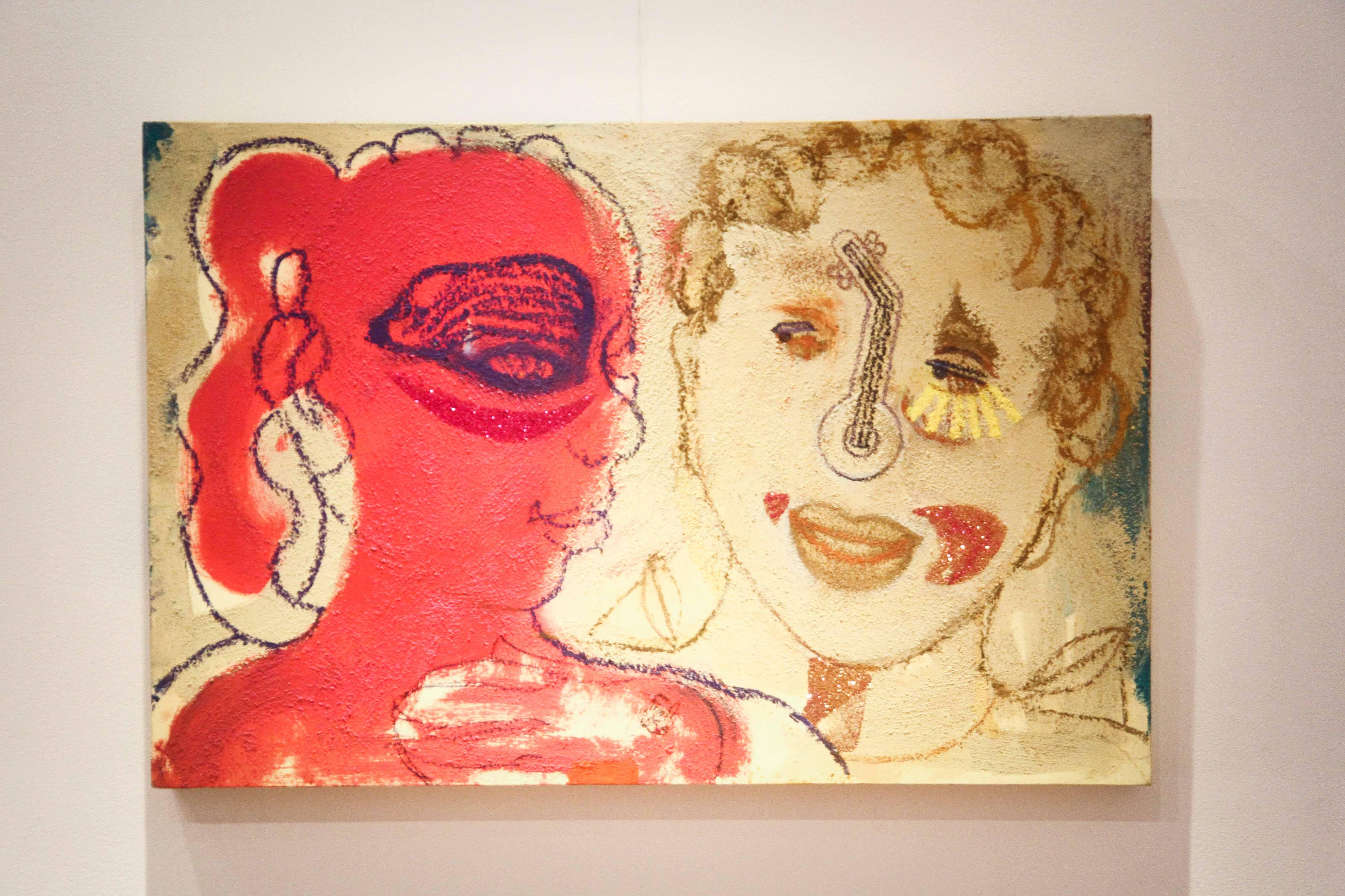 معرض مصر ستعاود العطاء للفنان فرغى عبد الحفيظ (3)