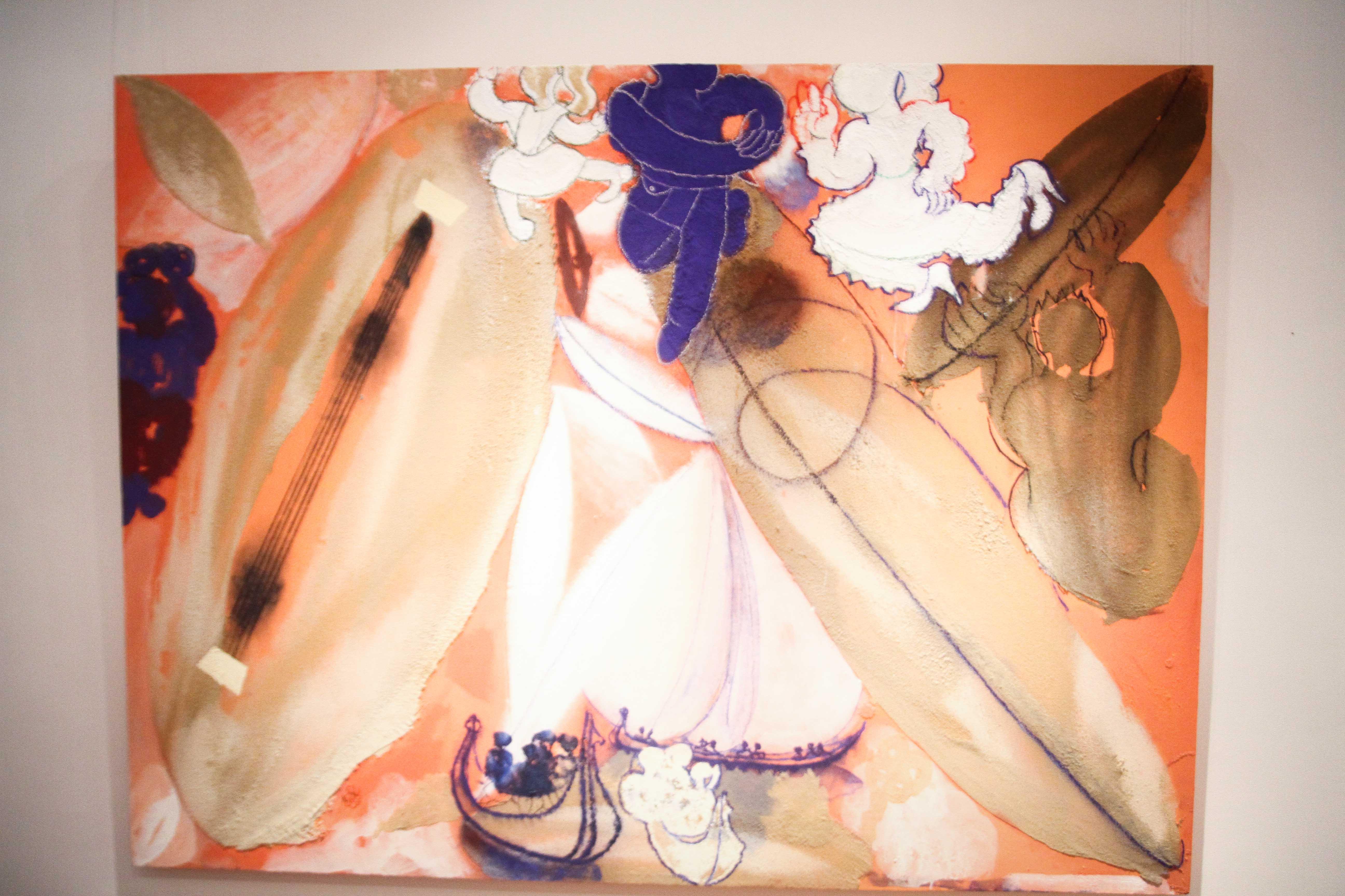 معرض مصر ستعاود العطاء للفنان فرغى عبد الحفيظ (16)