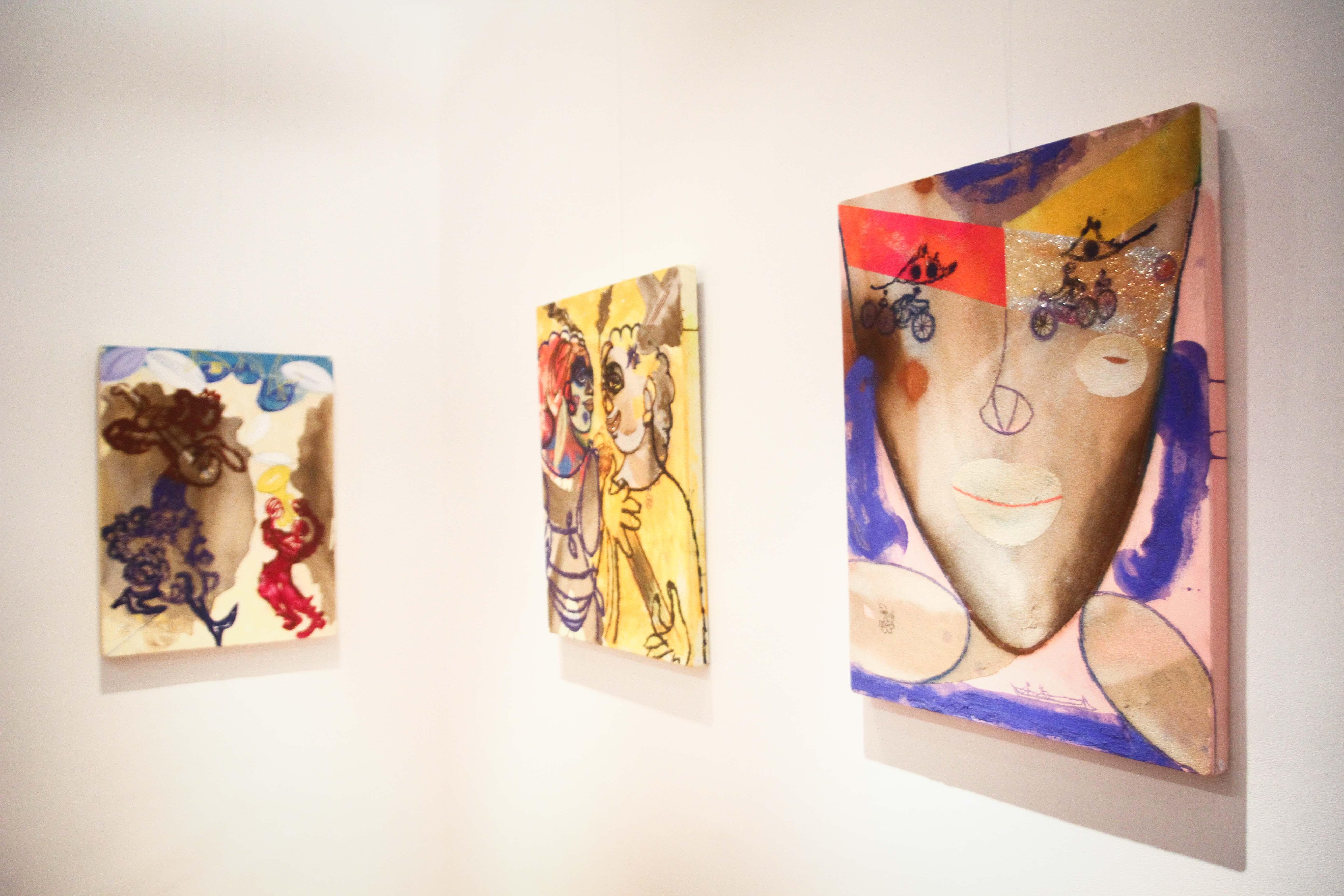 معرض مصر ستعاود العطاء للفنان فرغى عبد الحفيظ (15)