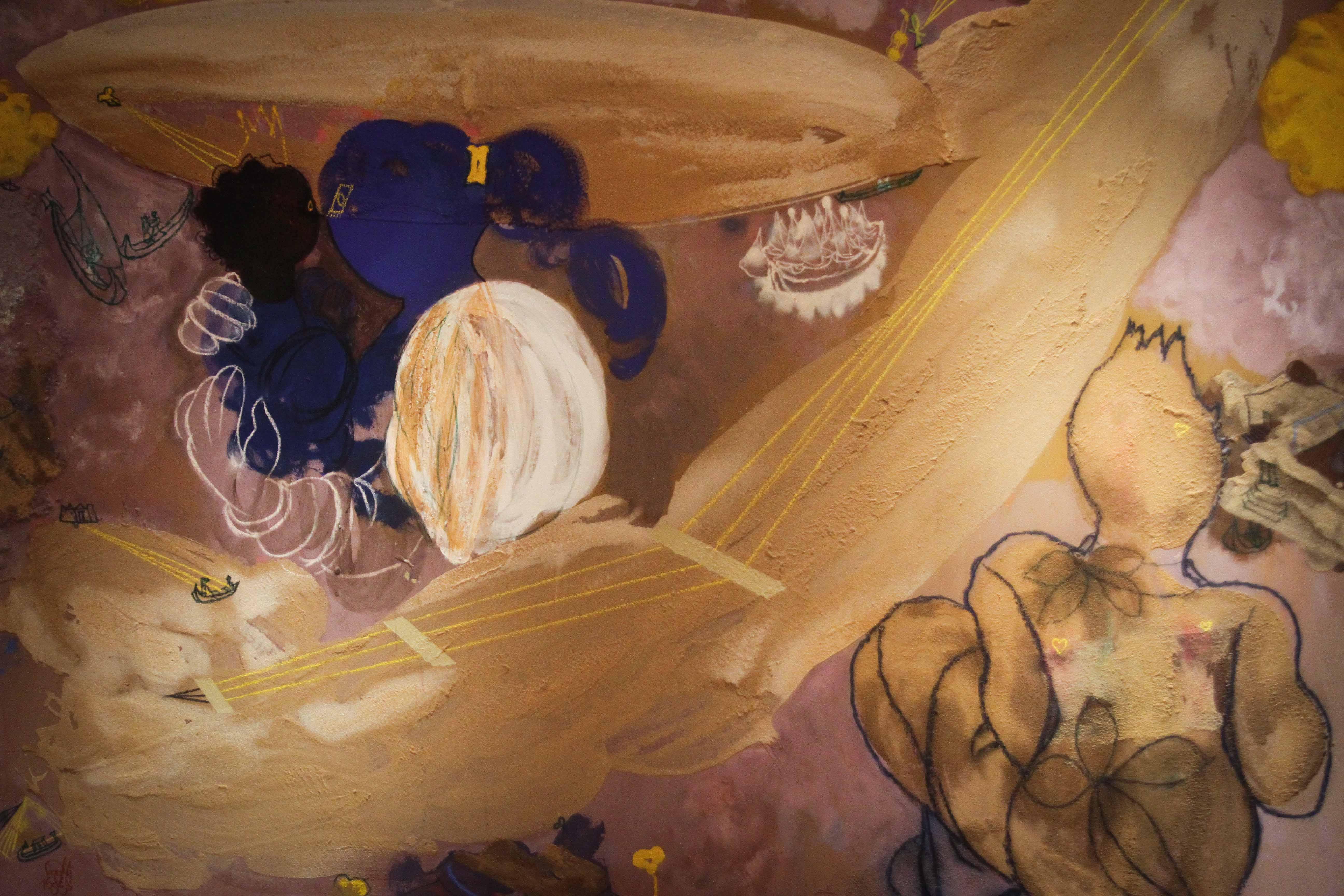 معرض مصر ستعاود العطاء للفنان فرغى عبد الحفيظ (9)