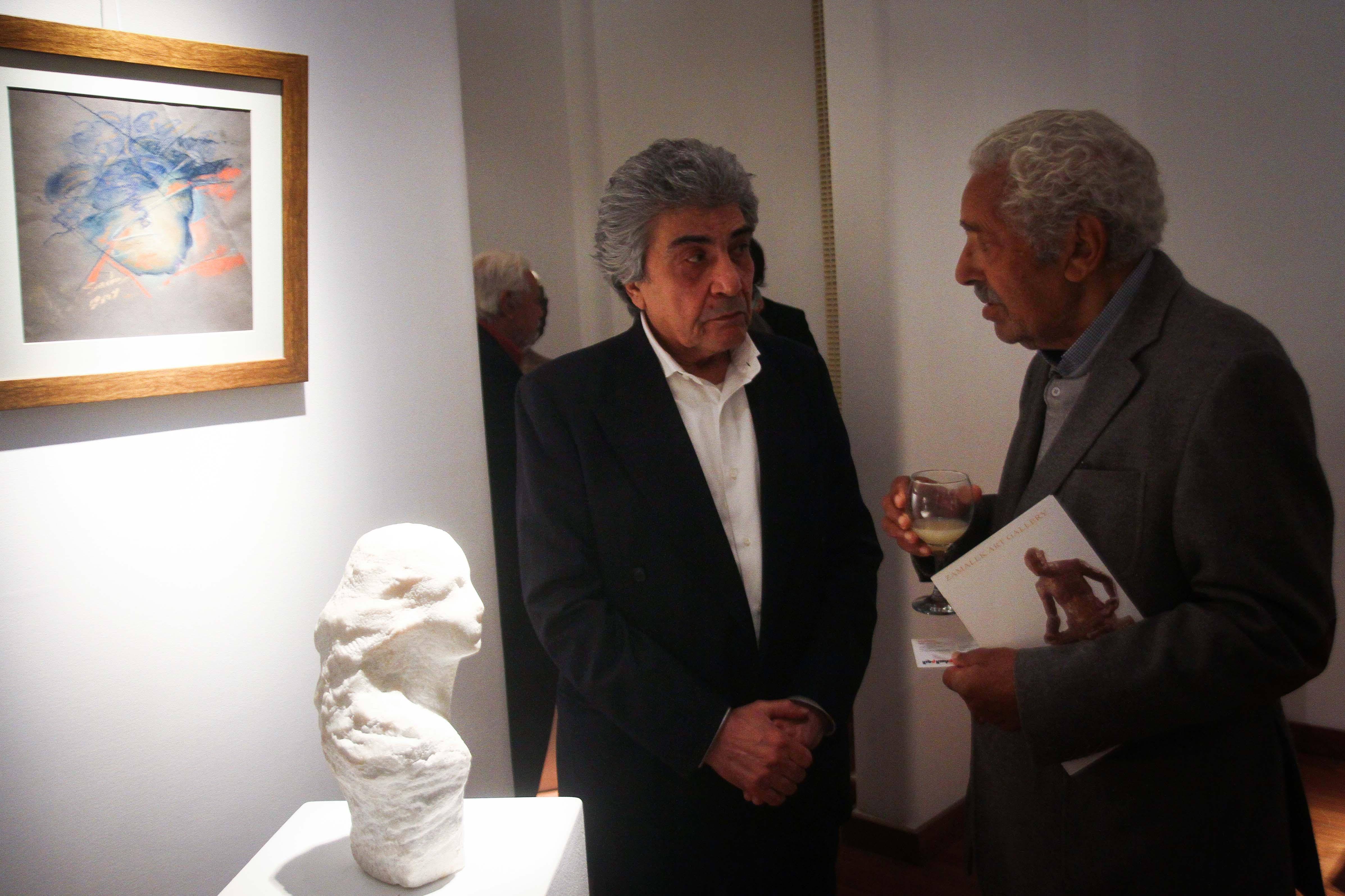 معرض الفنان عبد العزيز صعب  (2)
