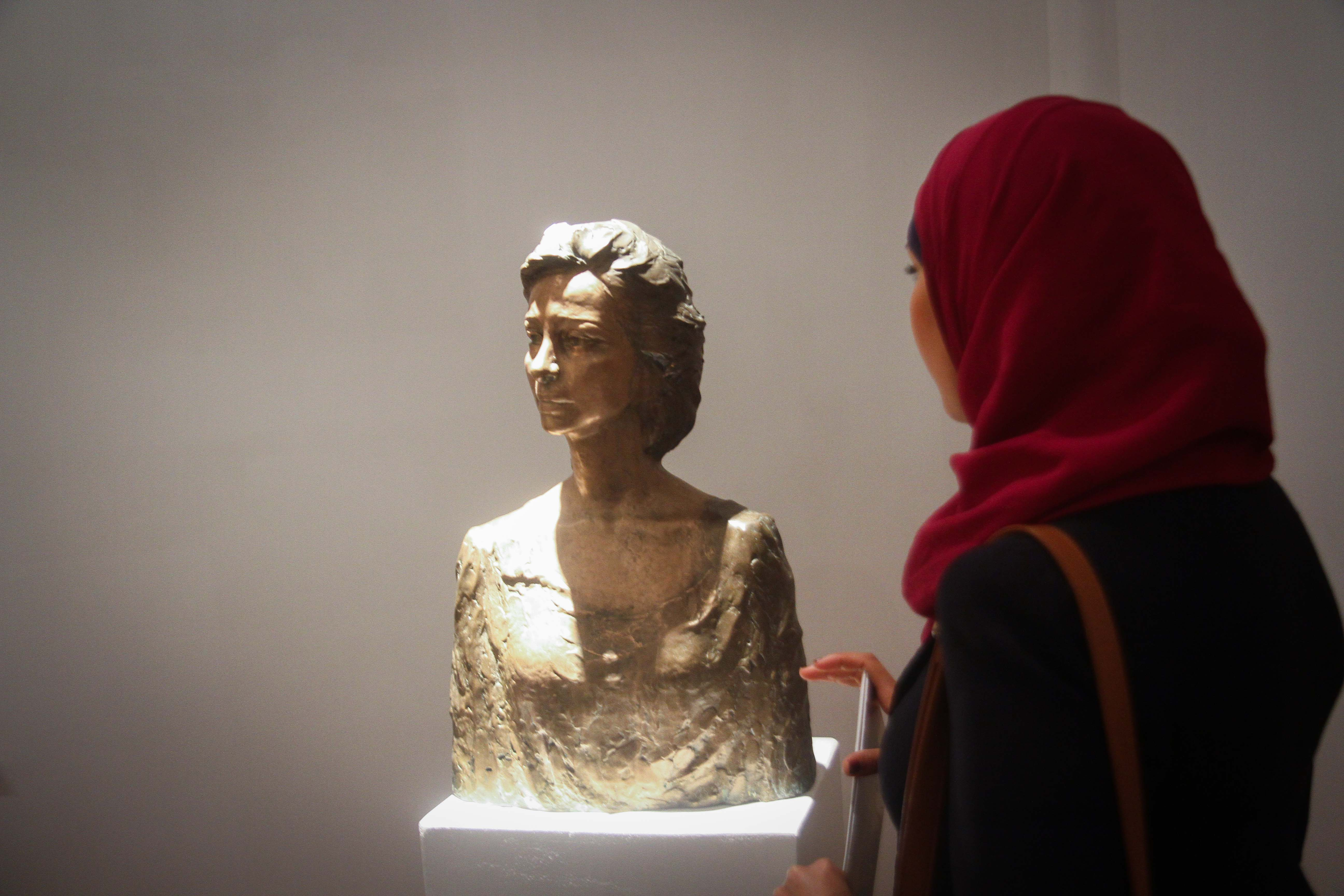 معرض الفنان عبد العزيز صعب  (4)