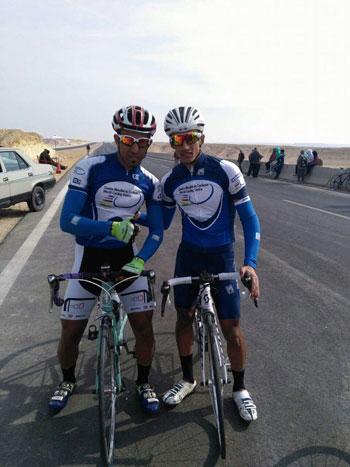 اسلام ناصر مع صديقة اسلام رمضان