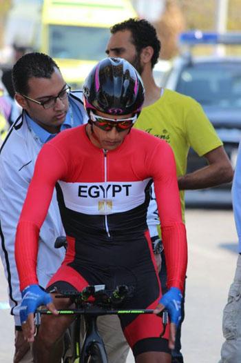 البطل الرياضى اسلام ناصر