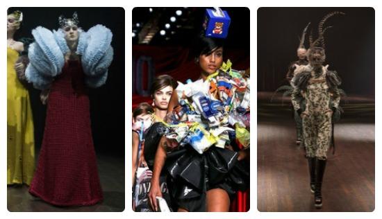 اكسسوارات عروض الأزياء العالمية