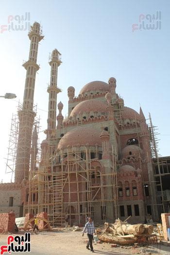 شكل مسجد الصحابة