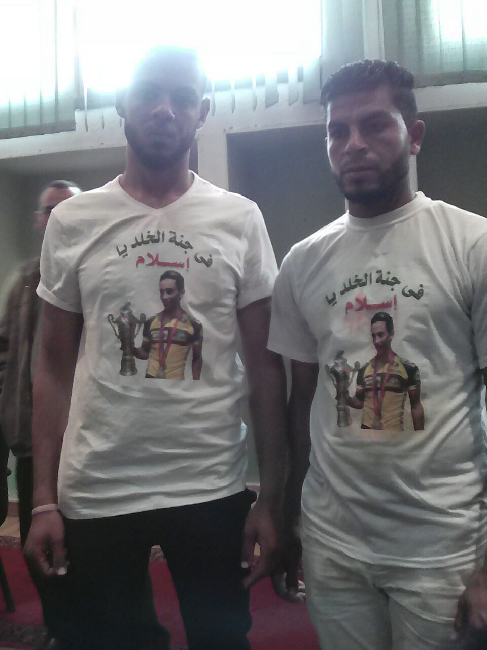 اصدقاء اسلام ناصر