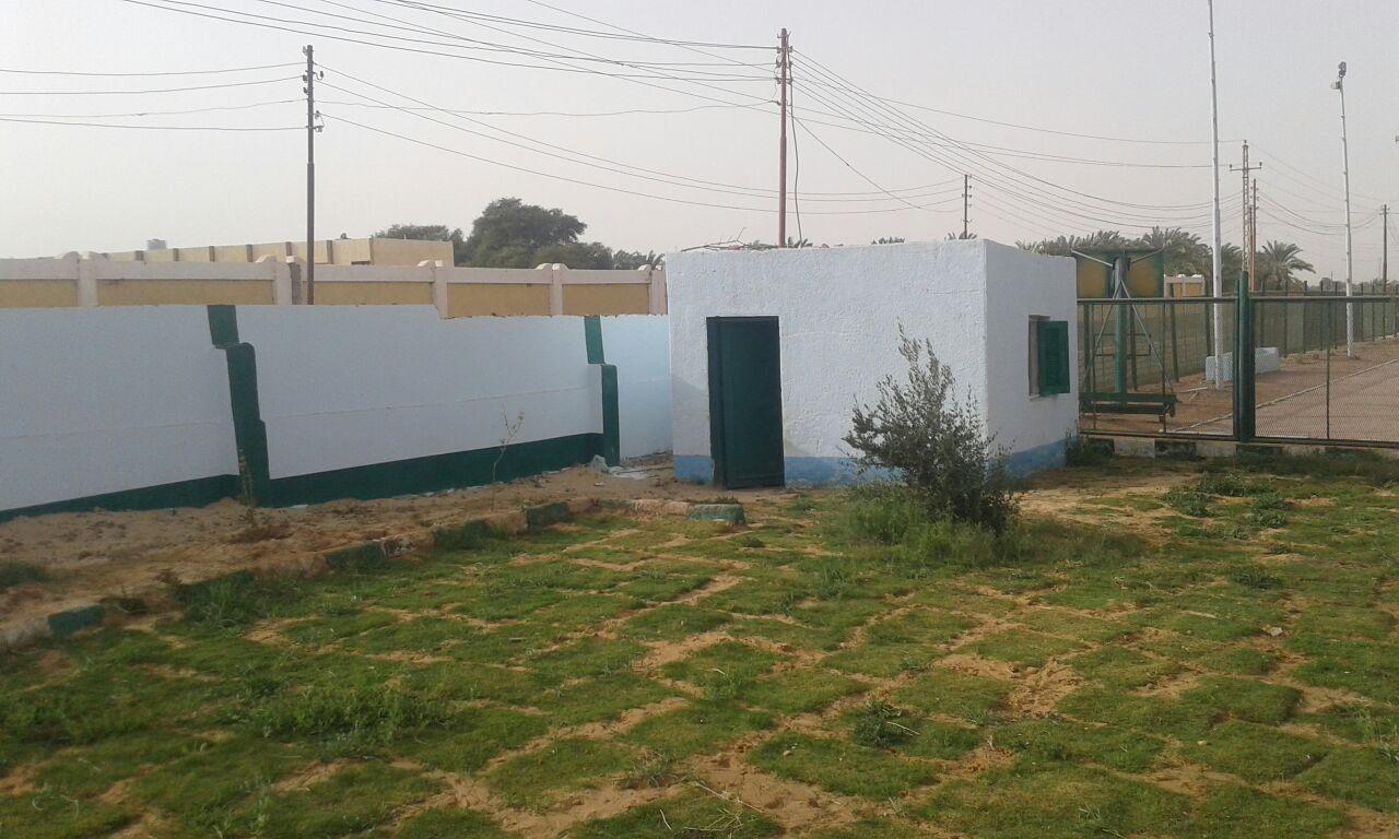 مدخل قرية الشيخ مفتاح