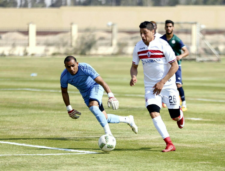 محمد مسعد يقود هجمة للزمالك