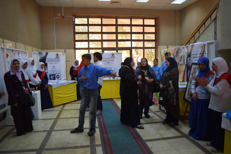 فعاليات المؤتمر الدولي الأول لذوى الاحتياجات الخاصة (11)